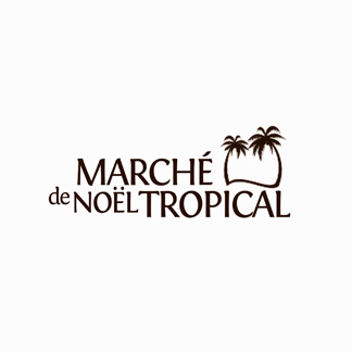 Marché de Noël tropical