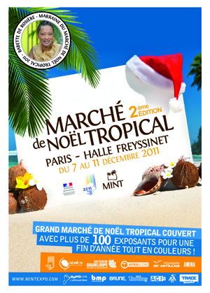 Marché noël tropical, 2011