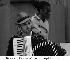 Damas feu sombre © awa production