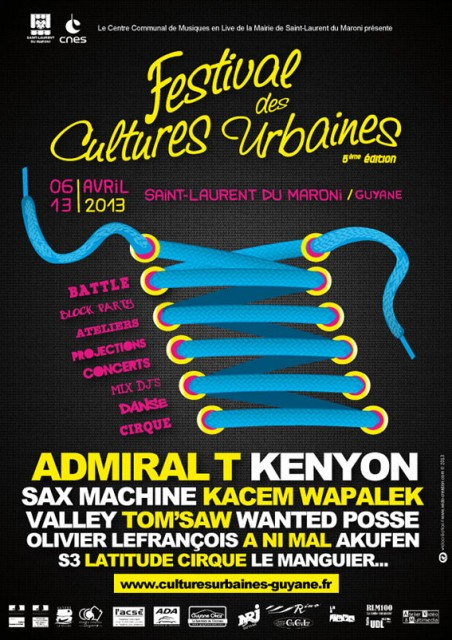 festival des cultures urbaines