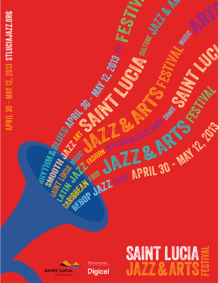 Saint Lucia Jazz and Arts Festival