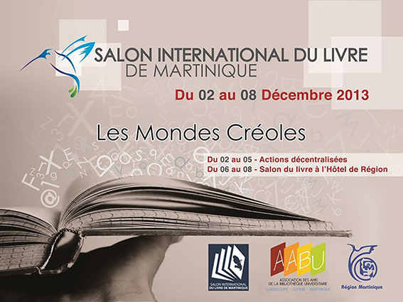Salon international du livre de Martinique