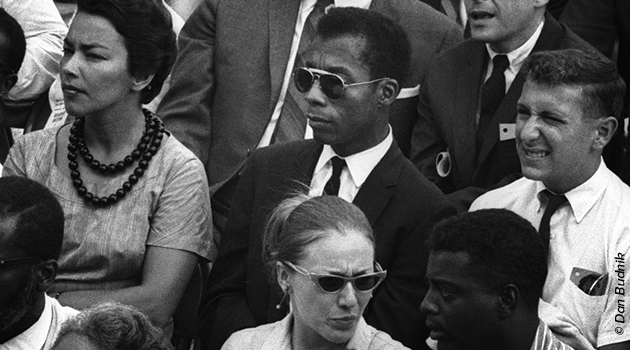 « I Am Not Your Negro » en salle à Paris