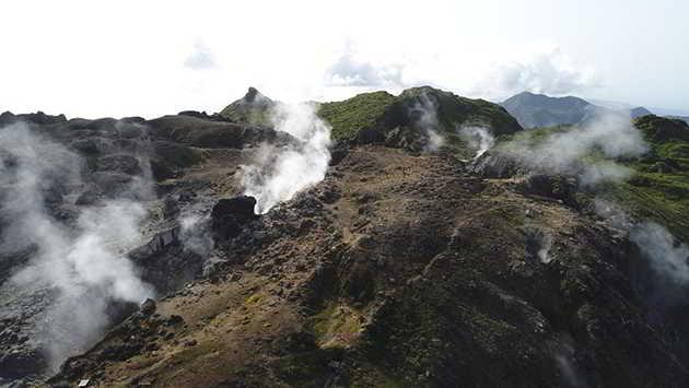 «Passion Outremer» : escales torrides en Guadeloupe et à la Dominique