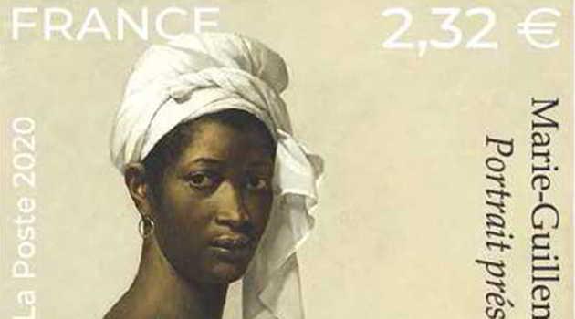 Le «Portrait présumé de Madeleine» sur un timbre